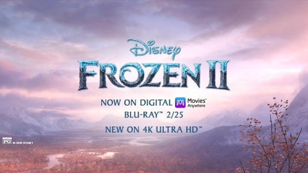 image for Win a digital copy of Frozen 2 + dinner at Souplantation