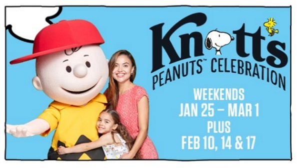 image for Win Knott's Berry Farm Tickets