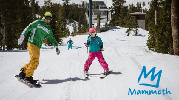 image for Win Mammoth Mountain Midweek Lift Tickets