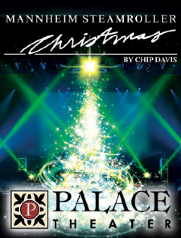None - Enter to win a pair of tickets to see Mannheim Steamroller's Christmas Show at the Palace Theater on December 9th.