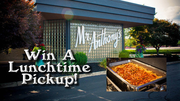 None -   Win An Office Lunch Pickup from Mr Anthony's!