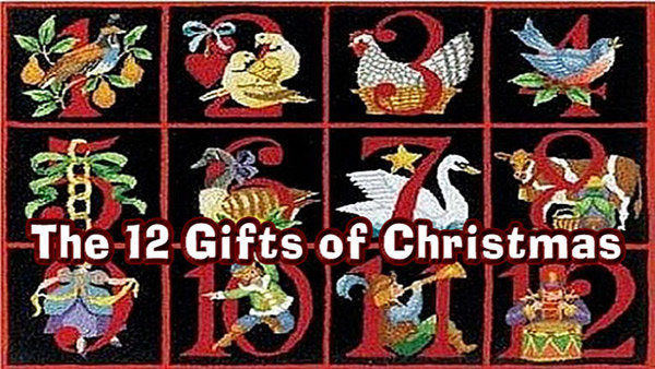 None - MIX 98.9 12 Gifts of Christmas!