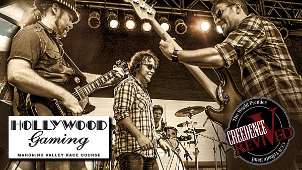 None - See Creedence Revived and enjoy dinner on us at Hollywood Gaming of Mahoning Valley