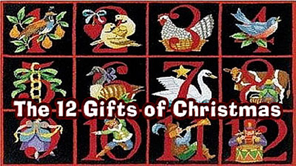 None - The Twelve Gifts of Christmas