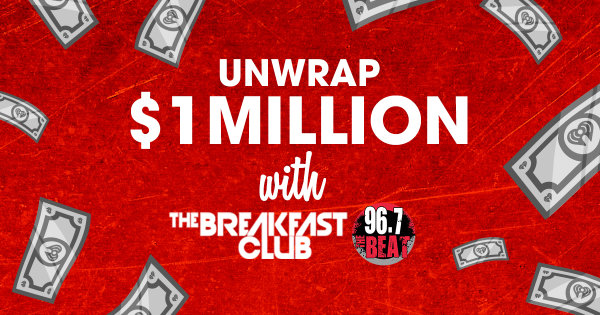 None - Unwrap $1 Million with the Breakfast Club