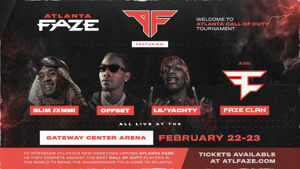 image for Atlanta Faze Giveaway!