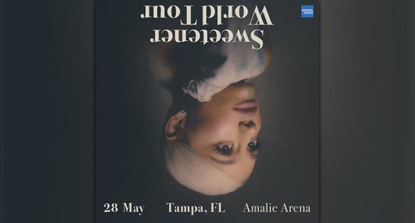 None -  Win Tickets to see Ariana Grande