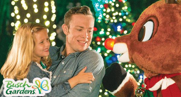 None - Busch Gardens Christmas Town