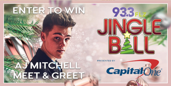None - Enter to Win a AJ Mitchell Meet and Greet!