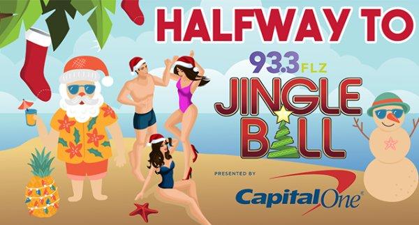 None - Halfway to Jingle Ball 2019!