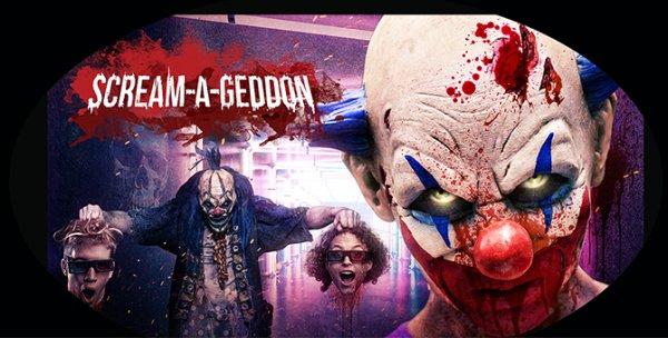 None - Scream A Geddon Giveaway!