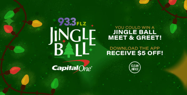 None - GET JUICED FOR JINGLE BALL!