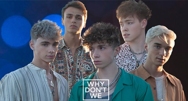 None - Why Don't We Private Concert Giveaway!