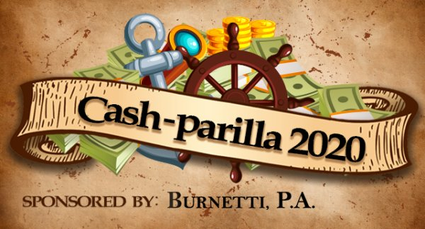 None - Win $1,000 with CASHPARILLA!