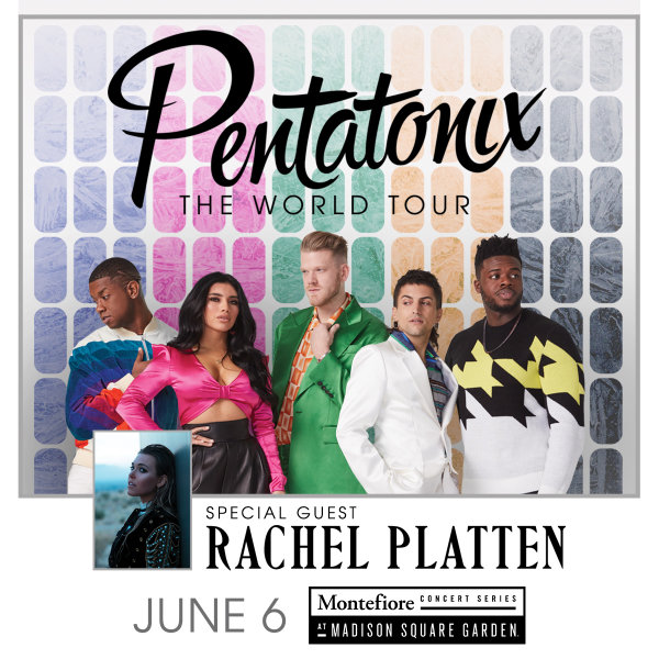 None - Enter For A Chance To Win A Pair Of Tickets To See Pentatonix At MSG On June 6th!