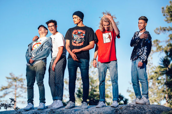 None - Enter For Your Chance To Win A Pair Of Tickets To See PRETTYMUCH On Their Fomo Tour At Hammerstein Ballroom On July 23rd!