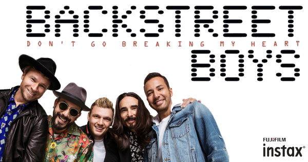None -   Win Tickets To The iHeartRadio Album Release Party With The Backstreet Boys!