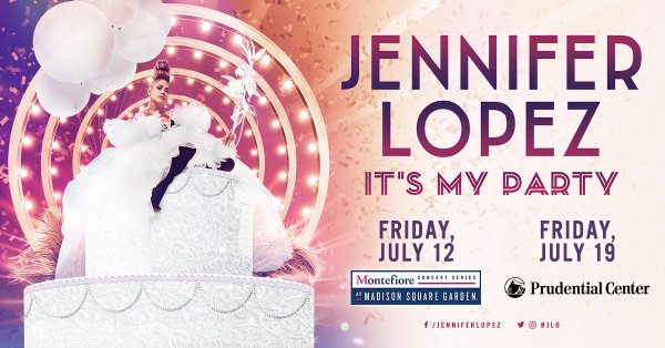 None - Enter For Your Chance To Win A Pair Of Tickets To See Jennifer Lopez At The Prudential Center On July 19th!