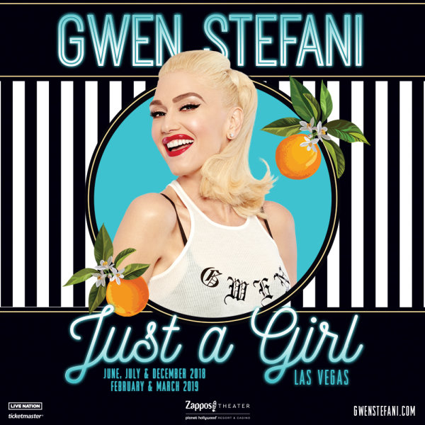 None - Enter For Your Chance To Win A Flyaway To Las Vegas To See Gwen Stefani!