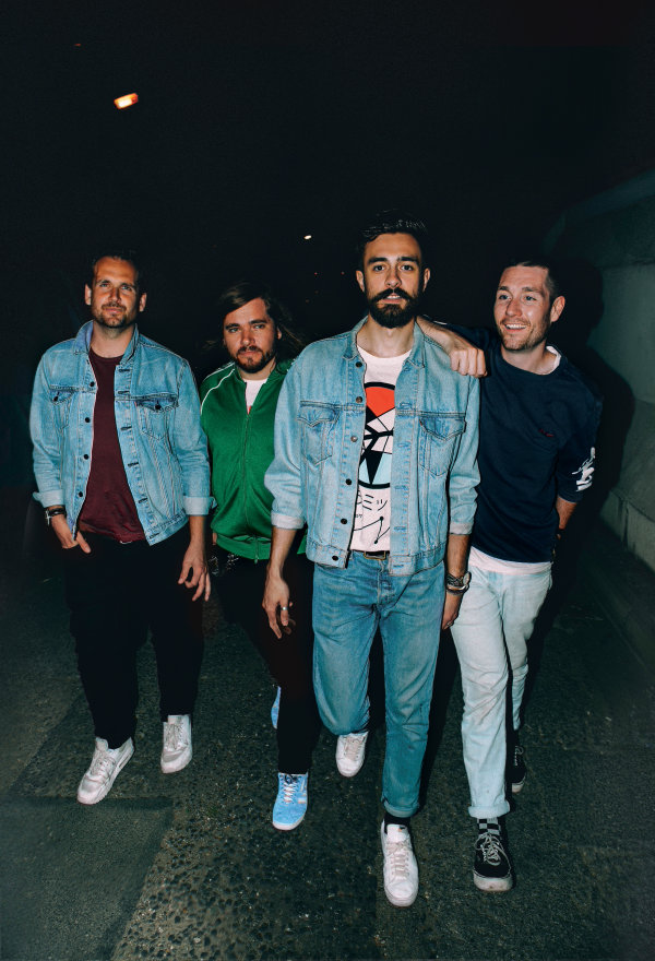 None - Enter For Your Chance To Win A Pair Of Tickets To See Bastille!