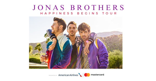 None - Enter For Your Chance To Win A Pair Of Tickets To See Jonas Brothers!
