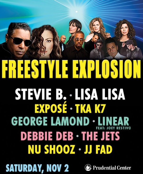 None - Enter For Your Chance To Win A Pair Of Tickets To Freestyle Explosion!