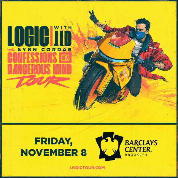 None - Enter For Your Chance To Win A Pair Of Tickets To See Logic!