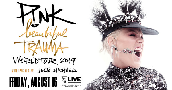 None - Enter For Your Chance To Win A Pair Of Tickets To See P!nk!