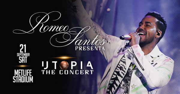None - Enter For Your Chance To Win A Pair Of Tickets To See Romeo Santos!