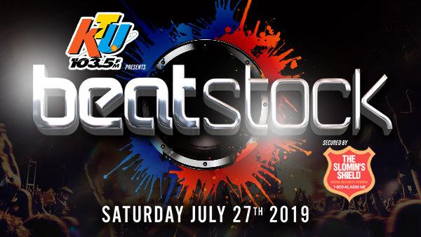 None -  103.5 KTU presents Beatstock on July 27th!
