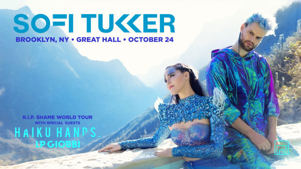 None - Enter For Your Chance To Win A Pair Of Tickets To See Sofi Tukker!