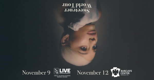 None - Enter For Your Chance To Win A Pair Of Tickets To See Ariana Grande!