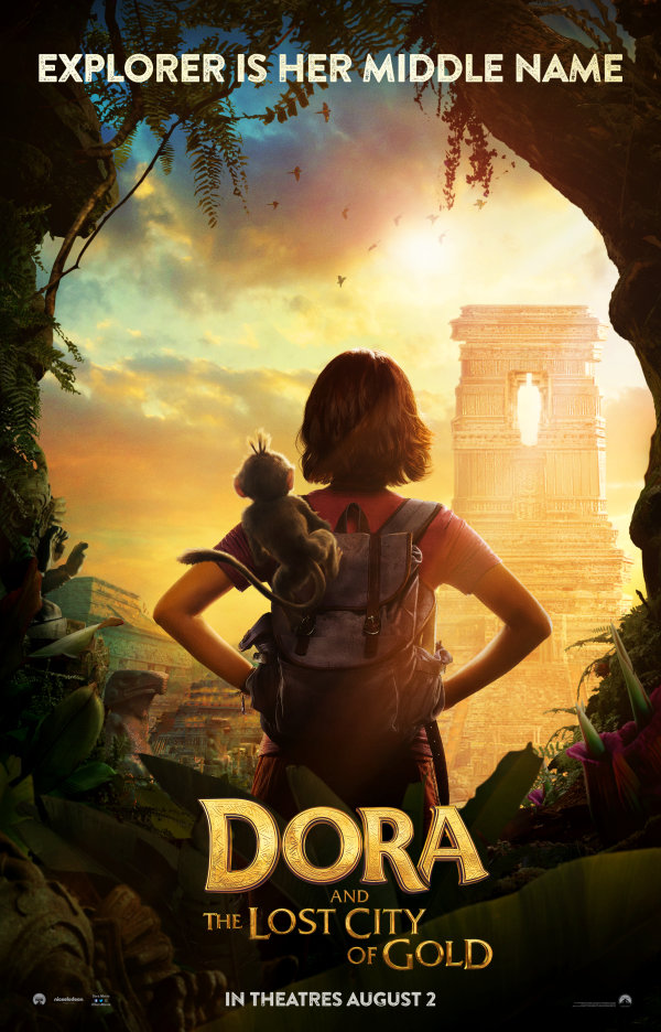 None - Enter For Your Chance To Win A Flyaway To Los Angeles To Attend The Dora And The Lost City Of Gold Premiere!