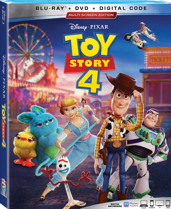 None - Enter For Your Chance To Win A Digital Code For Disney And Pixar's Toy Story 4, On Digital October 1st and Blu-Ray October 8th!
