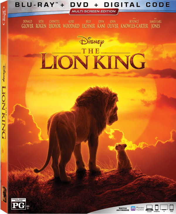 None - Enter For Your Chance To Win A Digital Code For Disney's The Lion King, Arriving On Digital October 11th and On DVD October 22nd!