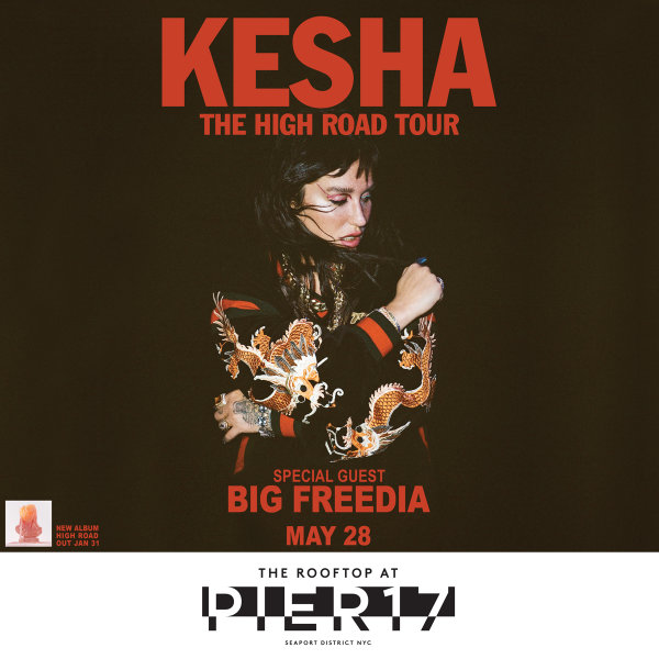None - Enter For A Chance To Win A Pair Of Tickets To See Kesha!