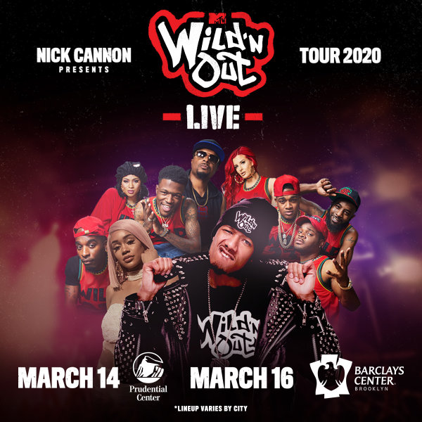 None - Enter For A Chance To Win A Pair Of Tickets To Wild N Out!