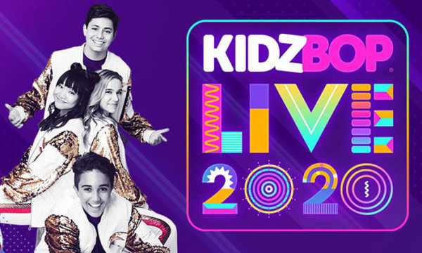 None - Enter For A Chance To Win A Pair Of Tickets To See Kidz Bop!
