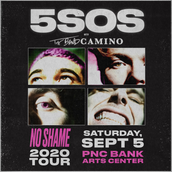 image for Enter For A Chance To Win A Pair Of Tickets To See 5 Seconds Of Summer!