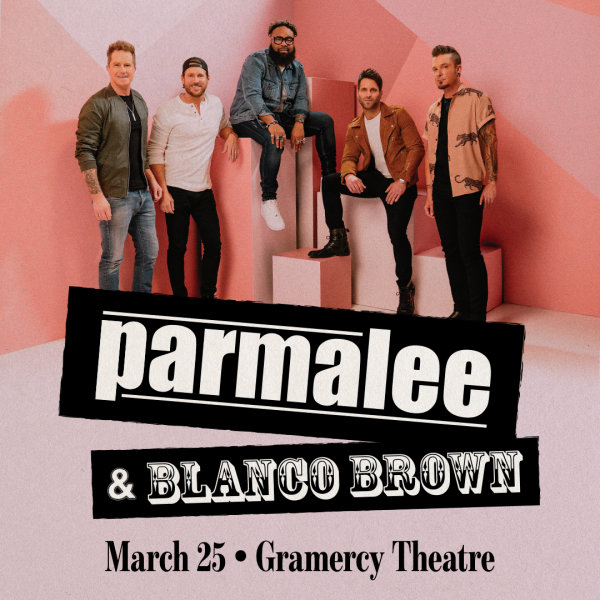 image for Enter For A Chance To Win A Pair Of Tickets To See Parmalee & Blanco Brown!