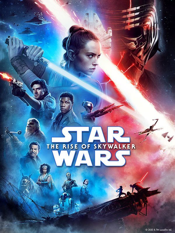 image for Enter For A Chance To Win A Digital Copy of STAR WARS: The Rise Of Skywalker!