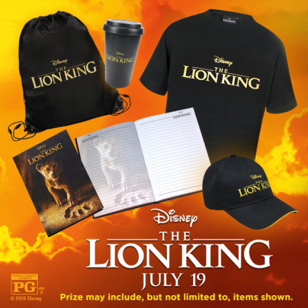 None - The Lion King at R/C Reading Movies 11 & IMAX