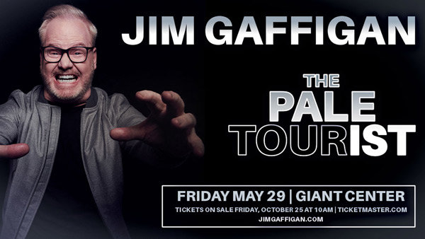 None - Jim Gaffigan at Giant Center