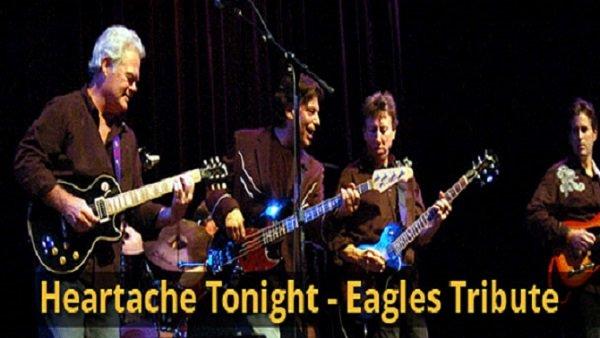 None - Heartache Tonight- The Music of the Eagles Dec 31st