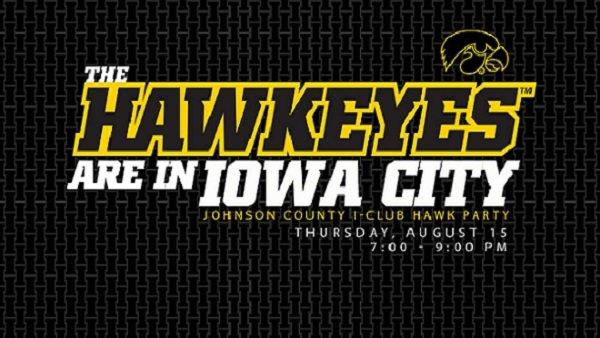 None - Johnson County I-Club Hawkeye Party