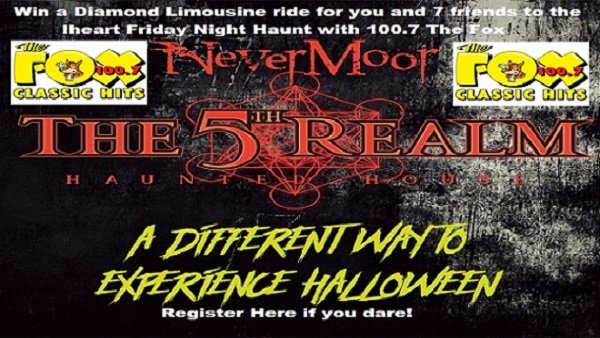None - Friday Night Haunting at Nevermoor The 5th Realm