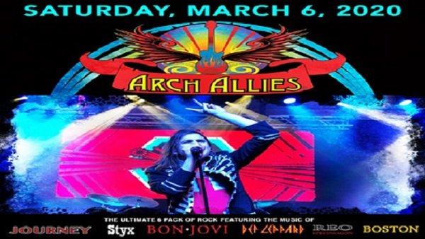 None - Arch Allies Limo