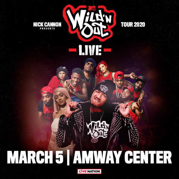 None - Nick Cannon Presents: MTV Wild 'N Out Live at the Amway Center