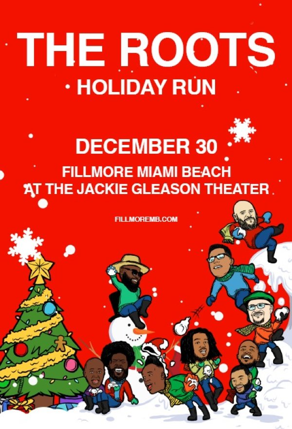 None - The Roots - Holiday Run