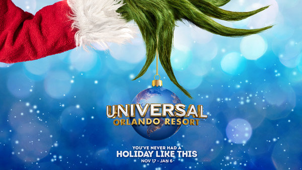 None - HOLIDAYS AT UNIVERSAL ORLANDO RESORT™
